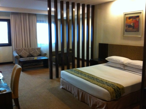 Sunway Putra Hotel Room