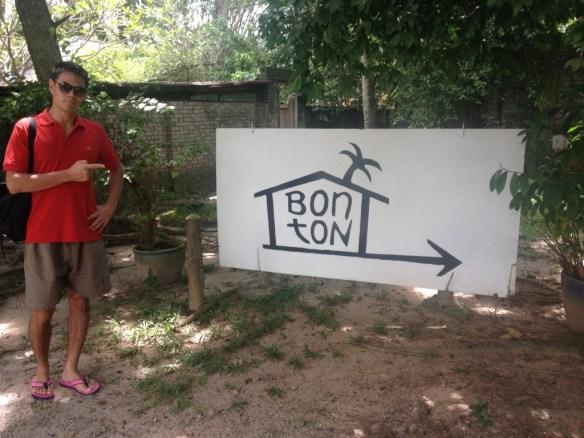 Bon Ton Entrance