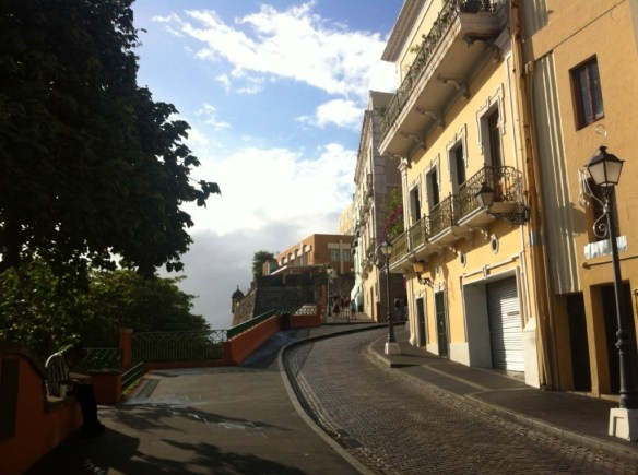 Beautiful Old San Juan.