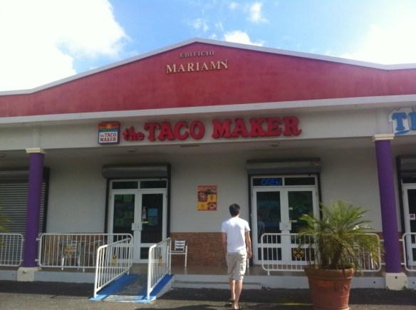 The Taco Maker. Need I say more?