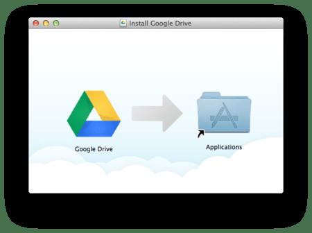 install google drive