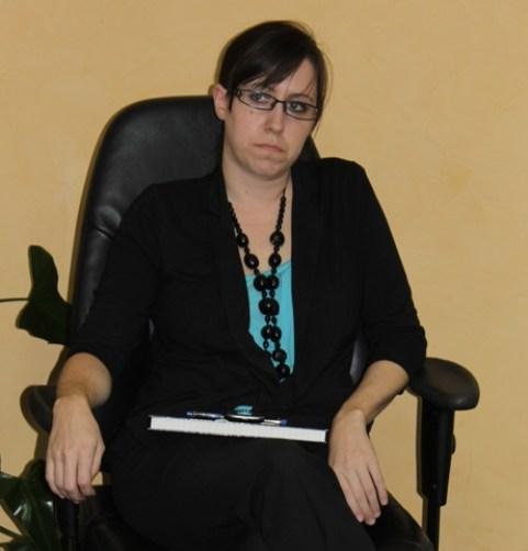 Ms Heidi Noble, Manager Facilitation. Photo courtesy David F Roberts