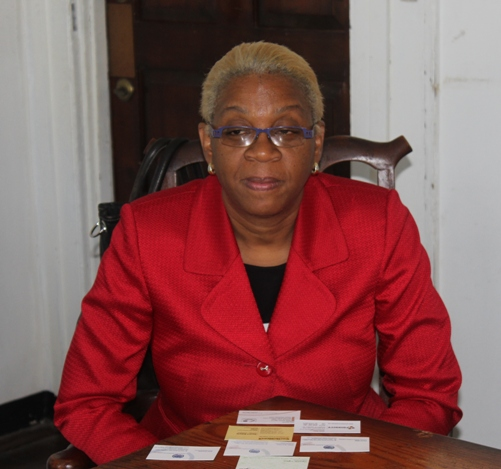 President of the Small Business Association of Jamaica Dr Meredith C. Hypolite Derby