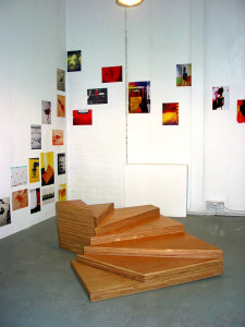Exhibition space.
