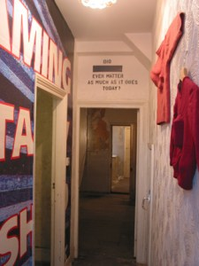 The Hallway: No.5 Dunsmuir Grove