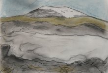 Sketches from Iceland     (+ interview extract)