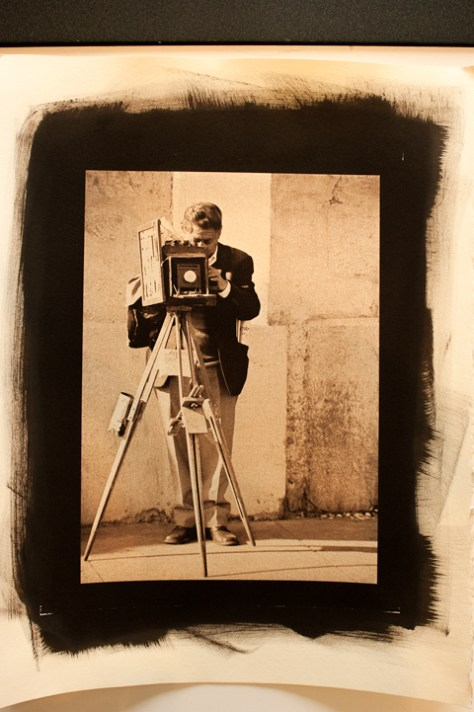 Último Fotógrafo Callejero an Argyrotype