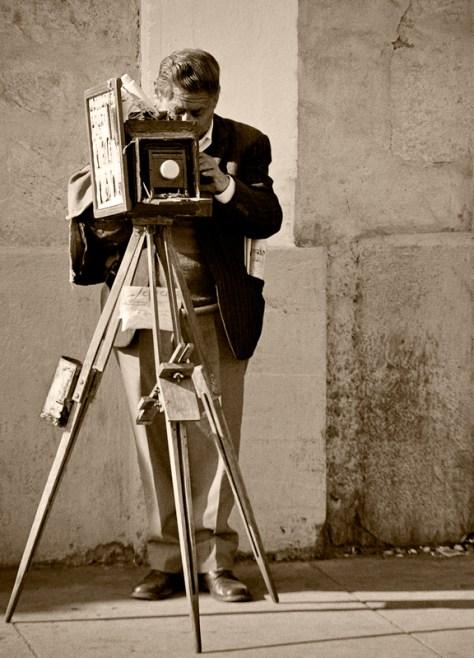 Último Fotógrafo Callejero