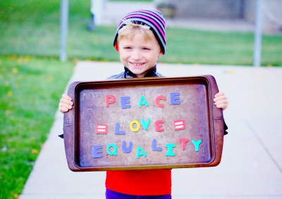 Peace, Love, and Equality