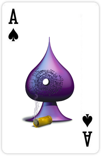 Ace of Spades Hole in One