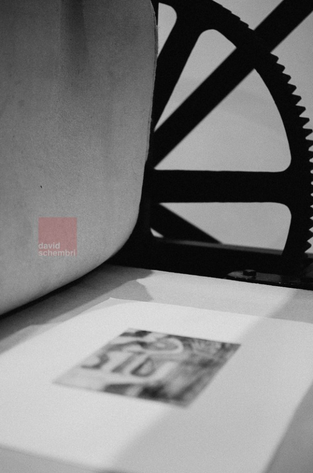 The press at Studio 104 in Valletta © All rights reserved David Schembri