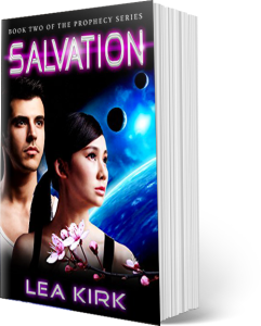 Salvation (Prophecy #2) by Lea Kirk)