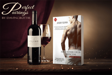 Perfect Pairing: Avery Flynn's His Undercover Princess & Cline's 2012 Cool Climate Syrah