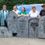 Tombstone Workshop Students