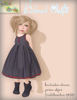 .:Little pixels:. 5 new dresses for little girls