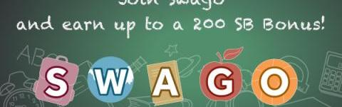 Swago: Back to School Shopping Edition!