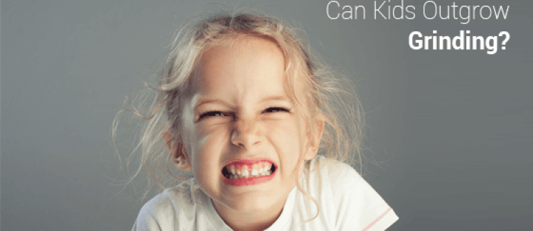 Do Kids Outgrow Teeth Grinding?