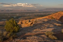 Sunset from Colorado National Monument
