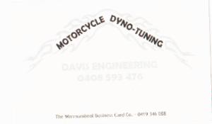 motocycle dyno-tuning