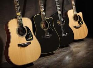 Nên mua Guitar được làm bằng loại gỗ gì