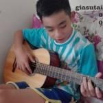 Cần gia sư dạy đàn Guitar tại quận Tân Phú