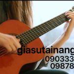 Dịch vụ dạy kèm đàn Guitar tại nhà