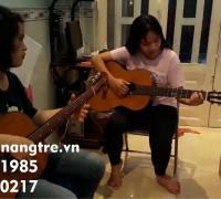 Gia sư đàn Guitar tại quận Phú Nhuận