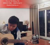 Những khó khăn trong quá trình tự học Guitar