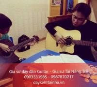 Phương pháp để học Guitar tốt hơn