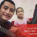 Nhận gia sư dạy đàn Guitar tại huyện Bình Chánh