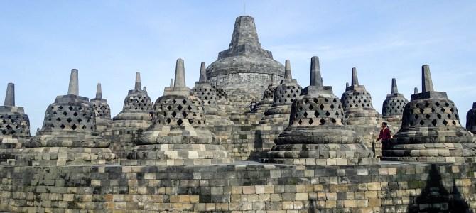 Yogyakarta & Borobudur: Terimakshi Indonesia!