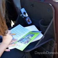 Keep Organized On The Road with Rubbermaid and Walmart Auto