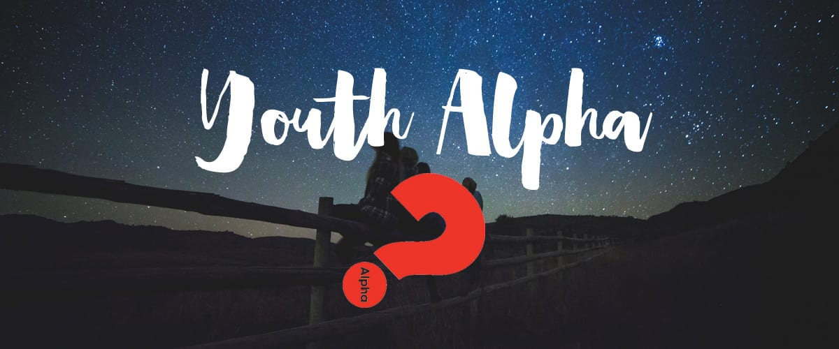 Youth Alpha: What about Church and telling others?