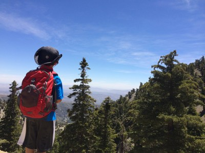 Mt Baldy Summer Hiking