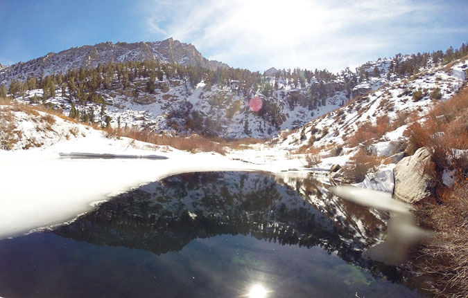 Pothole Lake, Onion Valley