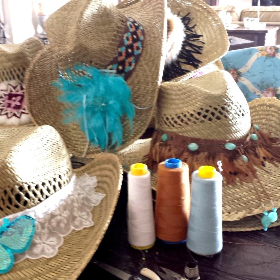 Ibiza Cowboy hats on the way.... Dazzling_Gypsy_Queen