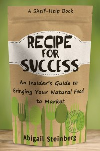 RecipeForSuccess by Abigail Steinberg