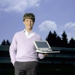 Microsoft owner and founder Bill Gates