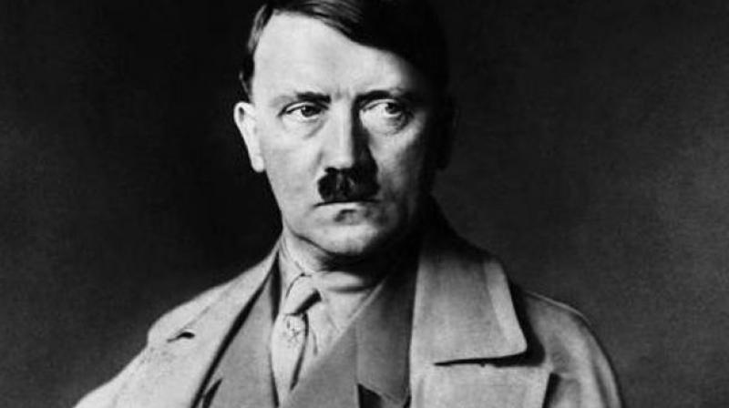Adolf Hitler was born in Braunau am In, Austria.
