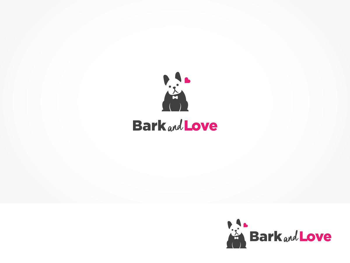 Corner Bark Logo Design By Arttank Containment Collar Love By Arttank Bark Compost Bark This Project Design Pet Shop Logo Design bark post Bark And Co