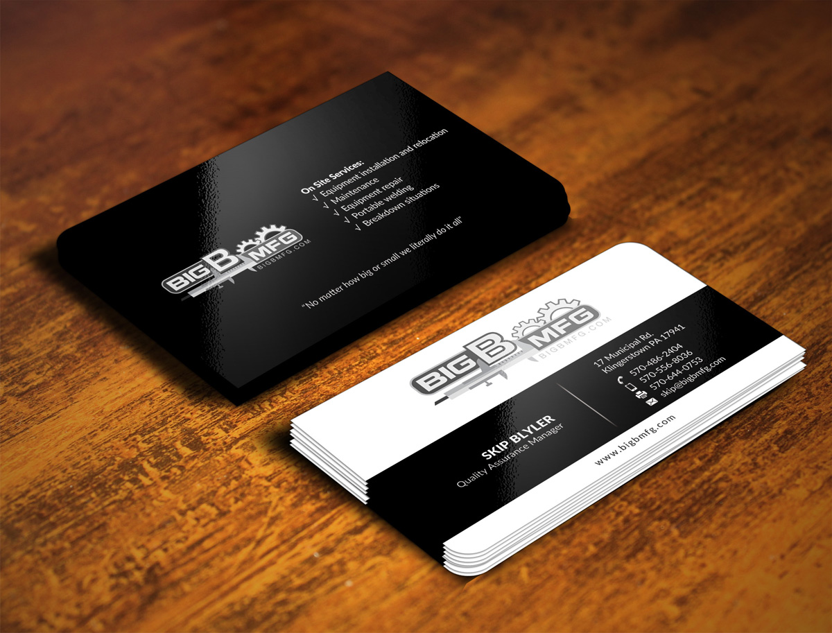 Fullsize Of How Big Is A Business Card
