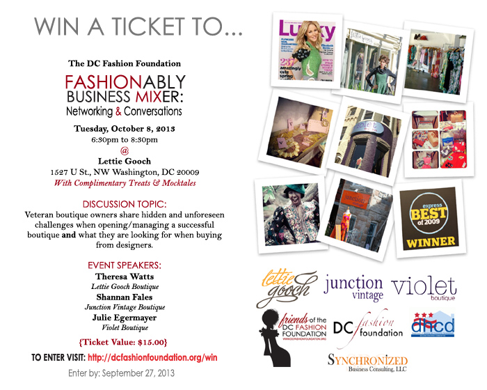 Fashionable Business Mixer Contest