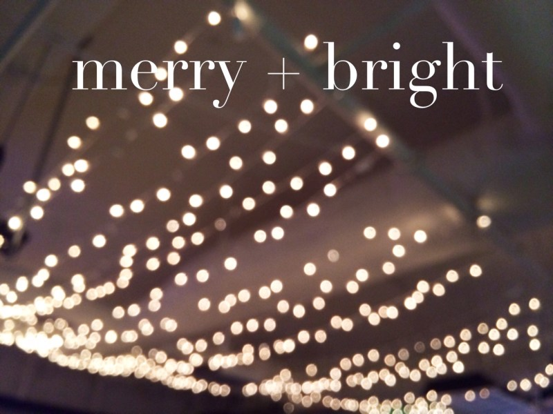 Large Of May Your Days Be Merry And Bright