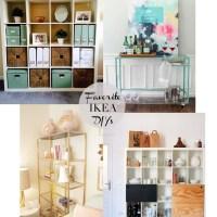 favorite IKEA DIYs