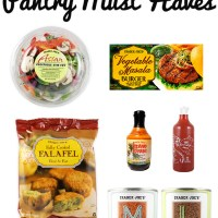 trader joe's pantry must haves