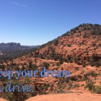Keep Your Dream in Drive + Going Unplugged