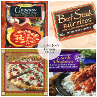 Top Trader Joe's Frozen Meals