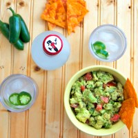Thirsty Thursday: Skinnygirl Spicy Lime Margarita with Jalapeño Habanero Tortilla Chips