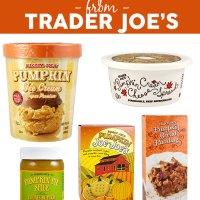Trader Joe's Pumpkin-palooza