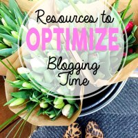 Tools + Resources to Blog Better